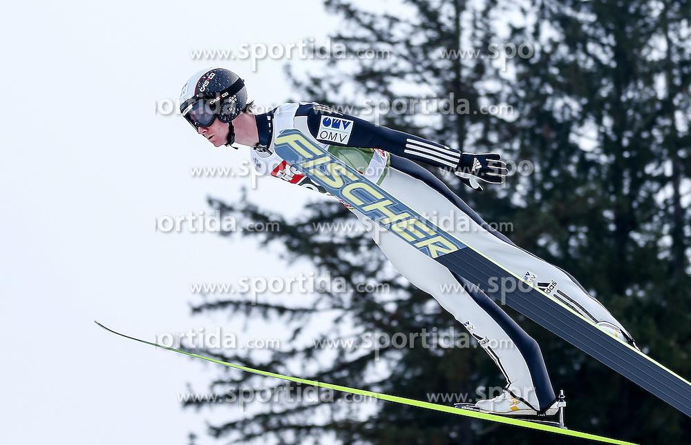 03.01.2015, Bergisel Schanze, Innsbruck, AUT, FIS Ski Sprung Weltcup, 63. Vierschanzentournee, Training, im Bild Lukas Hlava (CZE) // Lukas Hlava Czech Republic in action during Trial Jump of 63 rd Four Hills Tournament of FIS Ski Jumping World Cup at the Bergisel Schanze, Innsbruck, Austria on 2015/01/03. EXPA Pictures © 2015, PhotoCredit: EXPA/ Peter Rinderer