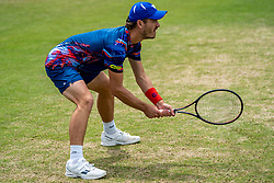 13-06-2019 NED: Libema Open, Rosmalen<br /> Grass Court Tennis Championships / Wesley Koolhof NED