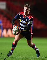 Billy Searle of Bristol Rugby in action  - Mandatory by-line: Alex Davidson/JMP - 08/12/2017 - RUGBY - Ashton Gate Stadium - Bristol, England - Bristol Rugby v Leinster 'A' - B&I Cup