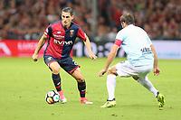 Aleandro Rosi   - Genoa - Genoa-Lazio - Serie A 4a giornata
