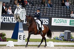 Caetano Maria, POR, Fenix De Tineo<br /> Longines FEI/WBFSH World Breeding Dressage Championships for Young Horses - Ermelo 2017<br /> © Hippo Foto - Dirk Caremans<br /> 03/08/2017