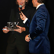 NLD/Amsterdam/20091121 - JFK Great men of the Year Gala 2009, Winston Gerstanowitz en matthijs van Nieuwkerk