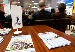 Press conference of Slovenia Biathlon team before new season 2010 - 2011, on November 24, 2010, in Emporium, BTC, Ljubljana, Slovenia.  (Photo by Vid Ponikvar / Sportida)