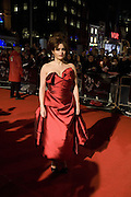 HELENA BONHAM CARTER, European Film premiere of Sweeny Todd,  Odeon Leicester Sq. and party afterwards at the Royal Courts of Justice. 10 January 2008. -DO NOT ARCHIVE-© Copyright Photograph by Dafydd Jones. 248 Clapham Rd. London SW9 0PZ. Tel 0207 820 0771. www.dafjones.com.