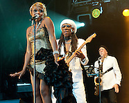Chic at The Wickerman Festival 2013