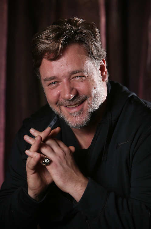 Russell Crowe for his movie The Water Diviner.