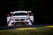 August 23, 2015: IMSA GT Race: Virginia International Raceway  #25 Auberlen, Werner, Spengler GER BMW Team RLL GTLM