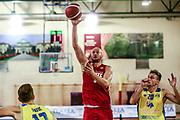 Hroje Peric<br /> Trieste - Sencur<br /> Amichevole precampionato <br /> Legabasket Serie A 2019-20<br /> Parma, 14/09/2019<br /> Foto Ciamillo-Castoria