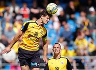 FODBOLD: Mads Justesen (Hobro IK) under kampen i ALKA Superligaen mellem Hobro IK og FC Helsingør den 16. juli 2017 på DS Arena i Hobro. Foto: Claus Birch