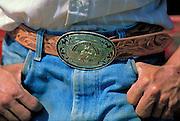 Cowboy at Arthur County, Rodeo, Arthur County, Nebraska