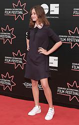 Edinburgh International Film Festival, Friday 30th June 2017<br /> <br /> ACCESS ALL AREAS (WORLD PREMIERE)<br /> <br />  Actor Ella Purnell<br /> <br /> (c) Alex Todd | Edinburgh Elite media