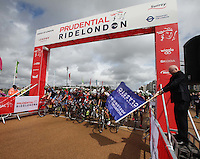 {Prudential RideLondon-Surrey Classic David Munro chairman of Surrey County Council}<br /> Prudential RideLondon, the world's greatest festival of cycling, involving 70,000+ cyclists – from Olympic champions to a free family fun ride - riding in five events over closed roads in London and Surrey over the weekend of 9th and 10th August. <br /> <br /> Photo: Roger Allen for Prudential RideLondon<br /> <br /> See www.PrudentialRideLondon.co.uk for more.<br /> <br /> For further information: Penny Dain 07799 170433<br /> pennyd@ridelondon.co.uk