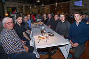 KELOWNA, CANADA - FEBRUARY 25:  at the Kelowna Rockets Volunteer Dinner on February 25, 2018 at Prospera Place in Kelowna, British Columbia, Canada.  (Photo By Cindy Rogers/Nyasa Photography,  *** Local Caption ***