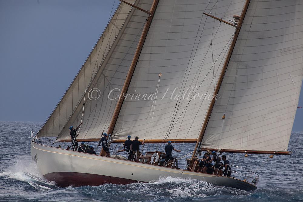 Antigua Classic Yacht Regatta 2013
