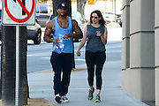 03.APRIL.2014. LOS ANGELES<br /> <br /> CODE - CI<br /> <br /> KELLY BROOK SPOTTED IN L.A. WITH A PERSONAL TRAINER<br /> <br /> BYLINE: EDBIMAGEARCHIVE.CO.UK<br /> <br /> *THIS IMAGE IS STRICTLY FOR UK NEWSPAPERS AND MAGAZINES ONLY*<br /> *FOR WORLD WIDE SALES AND WEB USE PLEASE CONTACT EDBIMAGEARCHIVE - 0208 954 5968*