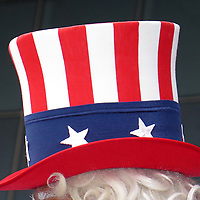 Uncle Sam hat, Close-Up, Washington DC, USA.