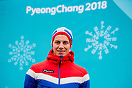2018 Winter Paralympics Press Conference - 07 March 2018