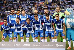 September 18, 2017 - Barcelona, Spain - RCD Espanyol team during La Liga match between RCD Espanyol v Celta , in Barcelona, on September 18, 2017. (Credit Image: © Joan Valls/NurPhoto via ZUMA Press)