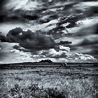 MT Clouds 1<br /> edited &amp; converted to B&amp;W 7/29/18 Printed 8/04/18, signed &amp; numbered 1/1