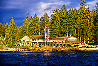 April Point Resort and Spa, Quadra Island, British Columbia, Canada
