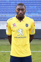 Karl TOKO EKAMBI - 04.10.2014 - Photo officielle Sochaux - Ligue 2 2014/2015<br /> Photo : Icon Sport