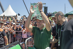 November 10, 2018 - Porto Alegre, Brazil - PORTO ALEGRE, RS - 10.11.2018: HEINEKEN F1 EXPERIENCE PORTO ALEGRE - Rubens Barrichello former F1 driver and current Stock Car driver during the Heineken F1 Experience in Porto Alegre. (Credit Image: © Raul Pereira/Fotoarena via ZUMA Press)