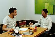 01.07.2013; Dielsdorf; Fussball Challange League - FC Wohlen;<br /> Trainer David Sesa (Daniela Frutiger/freshfocus)