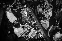 DJ Falcon, Hu'u Bar, Bali, Indonesia, 15/6/2013.