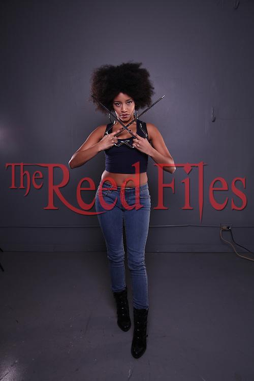 The Reed Files: Urban Fantasy Paranormal Woman