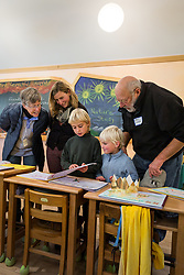 Maine Coast Waldorf School<br /> Grandparents Day Assembly and Classroom Visits