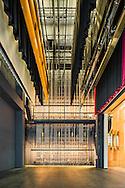Garfield High School Escalante Auditorium by John Sergio Fisher & Associates.