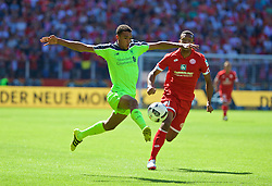 MAINZ, GERMANY - Sunday, August 7, 2016: Liverpool's Trent Alexander-Arnold in action against FSV Mainz 05 during a pre-season friendly match at the Opel Arena. (Pic by David Rawcliffe/Propaganda)