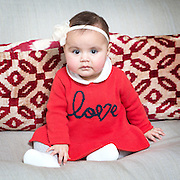 Vivian at 6 months