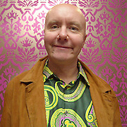 Portrait of Author Irvine Welsh