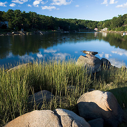 Goose Cove in Gloucester, Massachusetts.