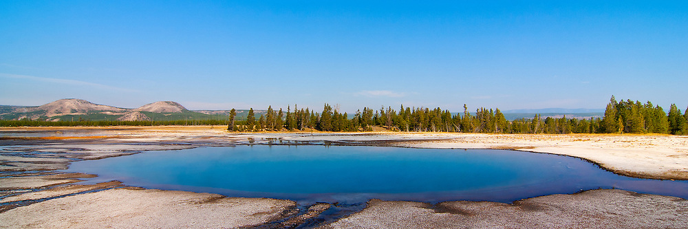 Turquoise Pool, Yellowstone National Park, Wyoming