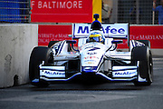 31 August - 2 September, 2012, Baltimore, Maryland USA.Sebastien Bourdais (7) .(c)2012, Jamey Price.LAT Photo USA