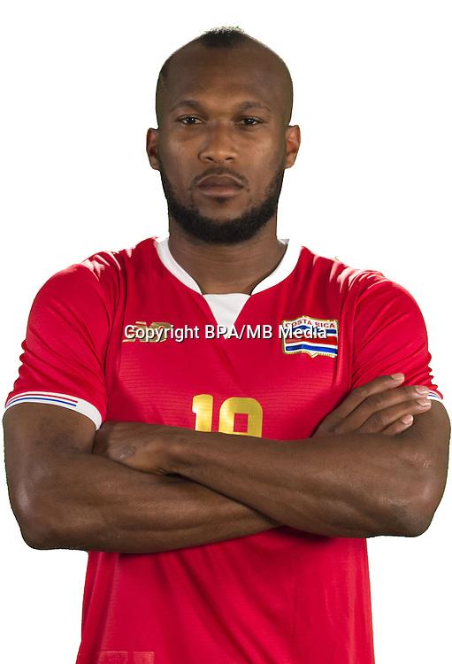 Football Conmebol_Concacaf - <br />Copa America Centenario Usa 2016 - <br />Costa Rica National Team - Group A - <br />Kendall Waston