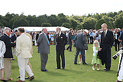 Prince Michael of Kent, Cartier International Polo. Guards Polo Club. Windsor Great Park. 29 July 2007.  -DO NOT ARCHIVE-© Copyright Photograph by Dafydd Jones. 248 Clapham Rd. London SW9 0PZ. Tel 0207 820 0771. www.dafjones.com.