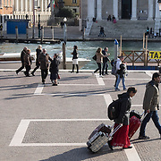 Venice to ban noisy suitcases
