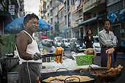 Deep Fried Early Morning |  Yangon, Myanmar
