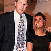 NLD/Rotterdam/20121218 - Premiere het Bombardement , Freek Vonk en partner ?..