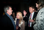 TONY ELLIOT; VIRGINIA DAMTSA; John Madejski , Cecil Beaton private view. V and A Museum. London. 6 February 2012