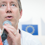 04 June 2015 - Belgium - Brussels - European Development Days - EDD - Food - FOODSECURE - The future of global food and nutrition security - Jean-Pierre Halkin<br /> Head of Unit for Rural Development, Food Security, Nutrition, Directorate-General for Development and Cooperation , EuropeAid © European Union