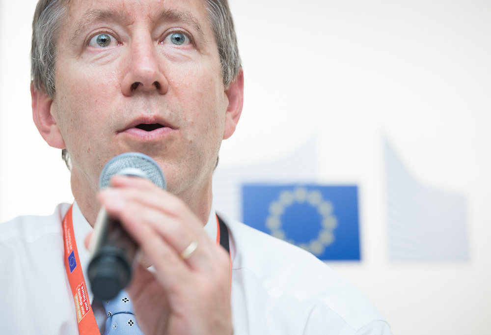 04 June 2015 - Belgium - Brussels - European Development Days - EDD - Food - FOODSECURE - The future of global food and nutrition security - Jean-Pierre Halkin<br /> Head of Unit for Rural Development, Food Security, Nutrition, Directorate-General for Development and Cooperation , EuropeAid &copy; European Union
