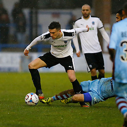 Dover Athletic v Gateshead | National League | 13/02/2016