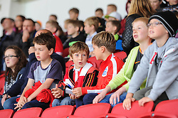 Bristol City fans - Mandatory byline: Dougie Allward/JMP - 07966 386802 - 03/10/2015 - FOOTBALL - Ashton Gate - Bristol, England - Bristol City v MK Dons - Sky Bet Championship