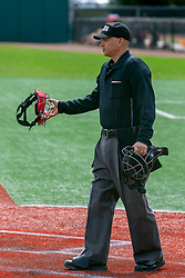 NORMAL, IL - April 08: Shane Cannon during a college baseball game between the ISU Redbirds  and the Missouri State Bears on April 08 2019 at Duffy Bass Field in Normal, IL. (Photo by Alan Look)