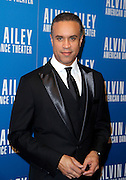 Maurice Dubois attends the Alvin Ailey American Dance Theater opening night Gala at City Center in New York City, New York on December 04, 2013.