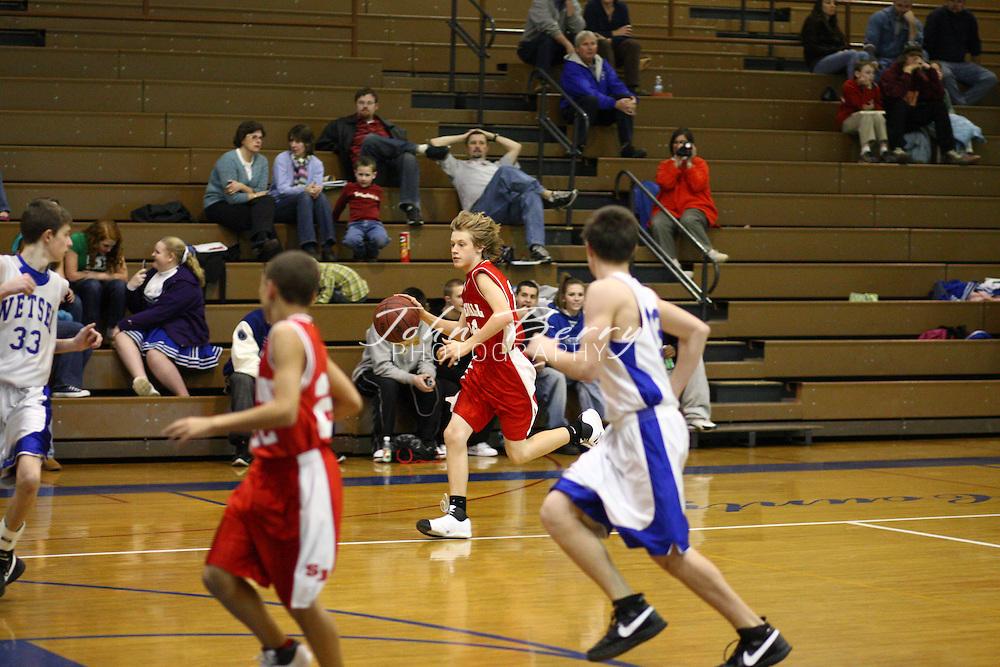 Wetsel Boys Basketball.vs Stonewall Jackson.1/15/08